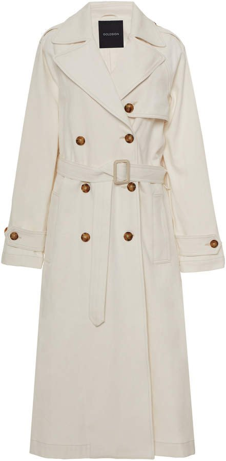 Goldsign The Trench Coat Size: XS