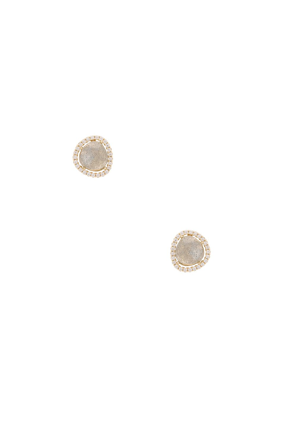 Nora Pave Earring