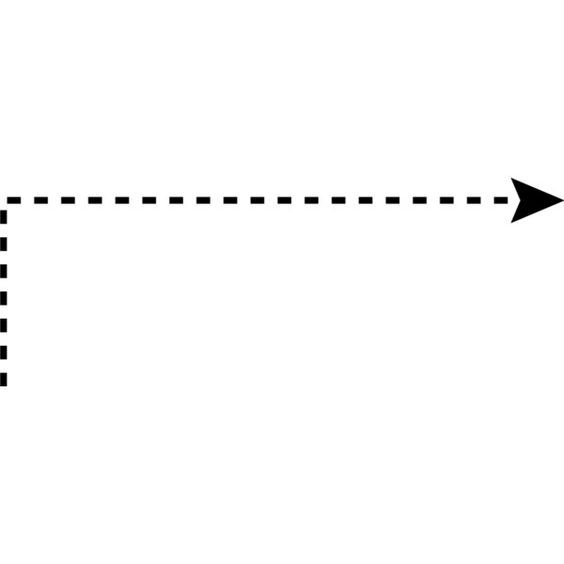 Dotted Arrow