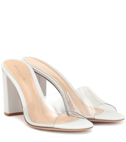 Exclusive to Mytheresa – Vivienne 85 leather sandals