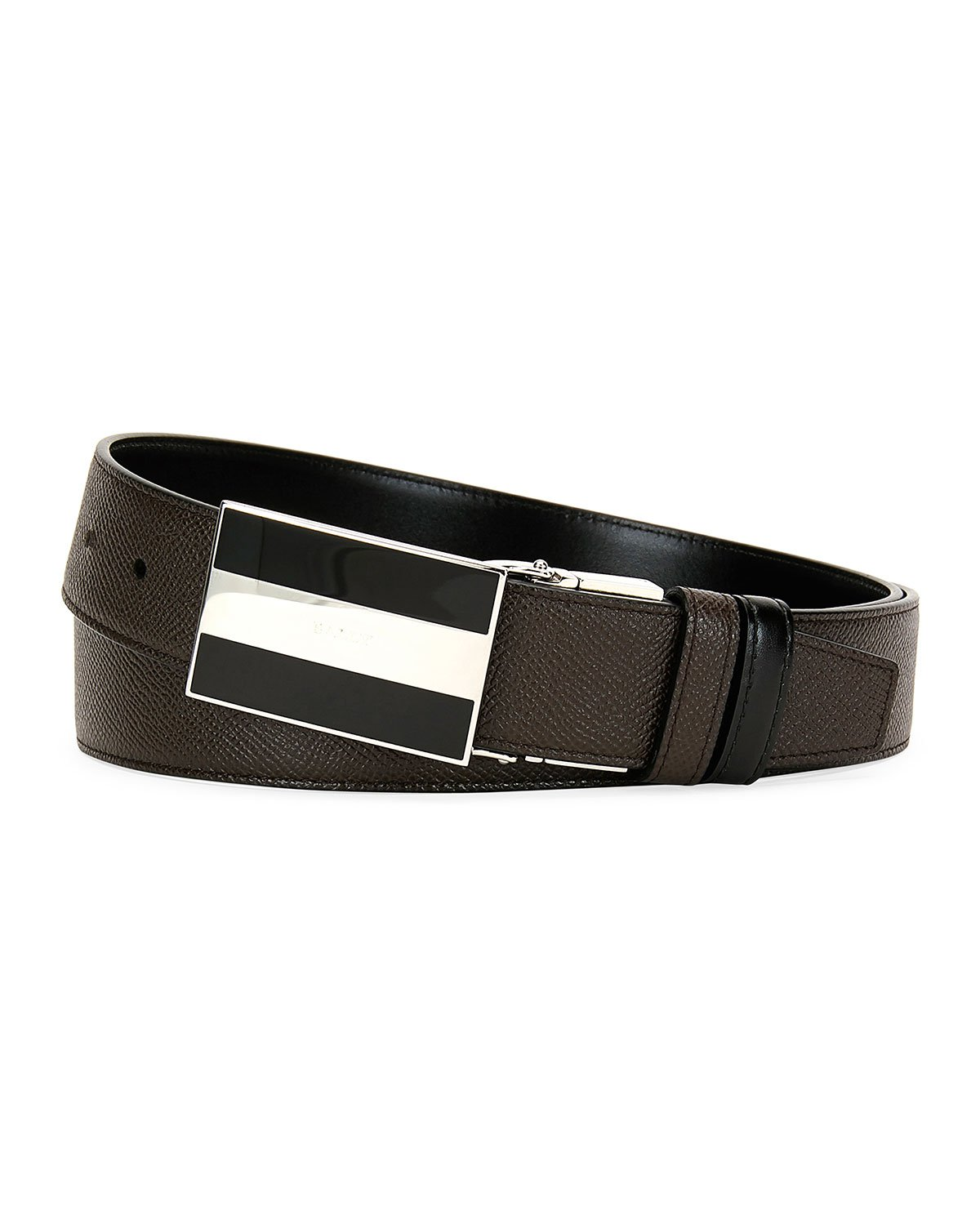 Bally Bogart Calf Leather Belt