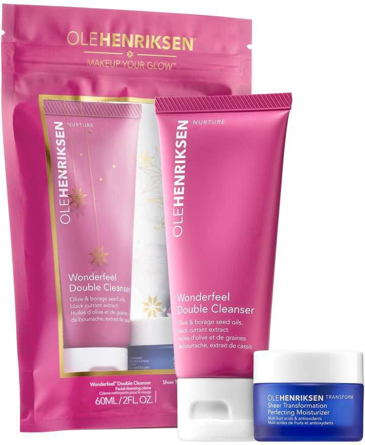 Olehenriksen OLEHENRIKSEN - Makeup Your Glow - Skincare Duo for Makeup Lovers