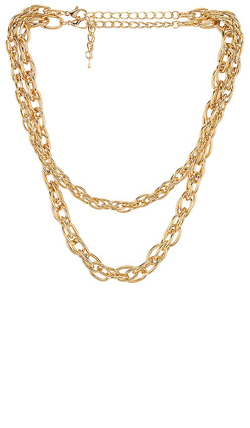 8 Other Reasons Private Island Necklace in Gold | REVOLVE