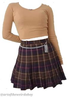 skirt outfit png