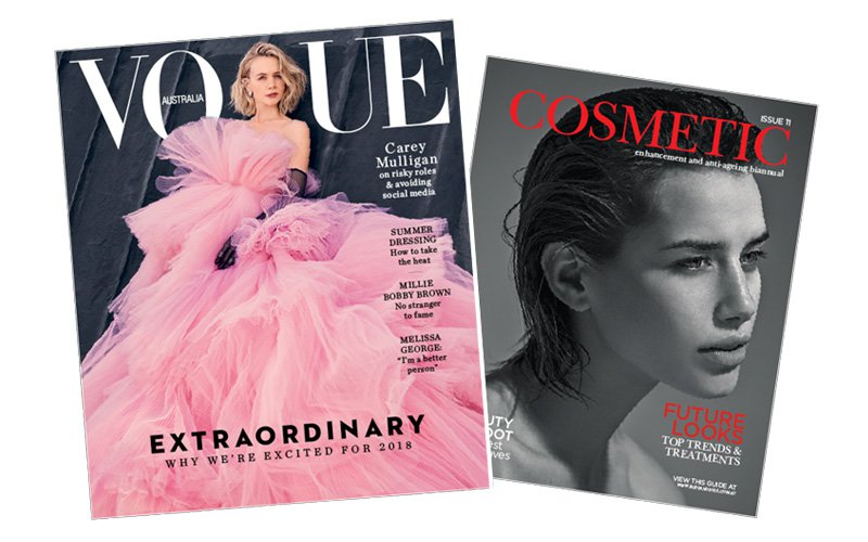 ASAP Skin Care As Featured in Vogue Magazine - More Than Just A Day Cream