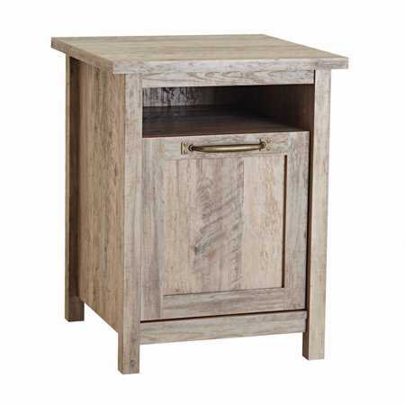 Better Homes & Gardens Modern Farmhouse Side Table, Rustic Gray Finish - Walmart.com