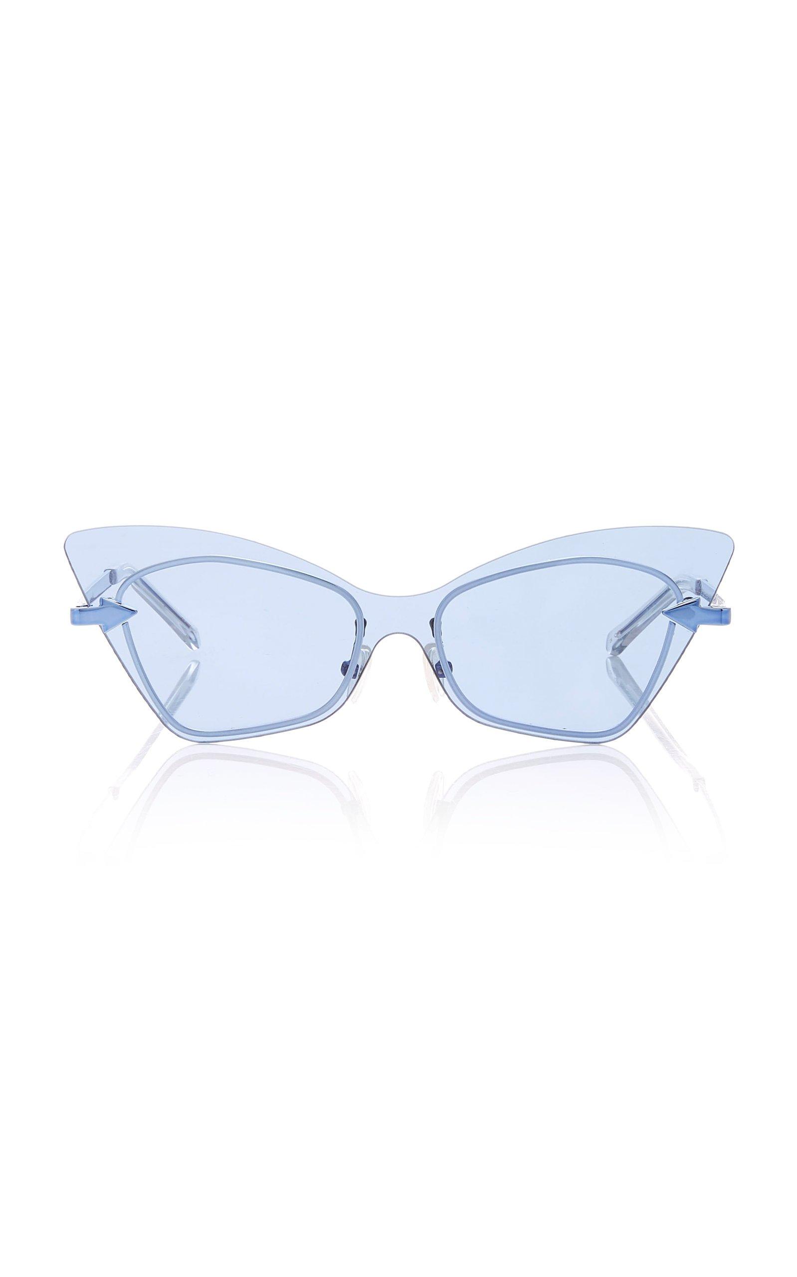 Mrs Brill Cat Eye Acetate Sunglasses by Karen Walker | Moda Operandi