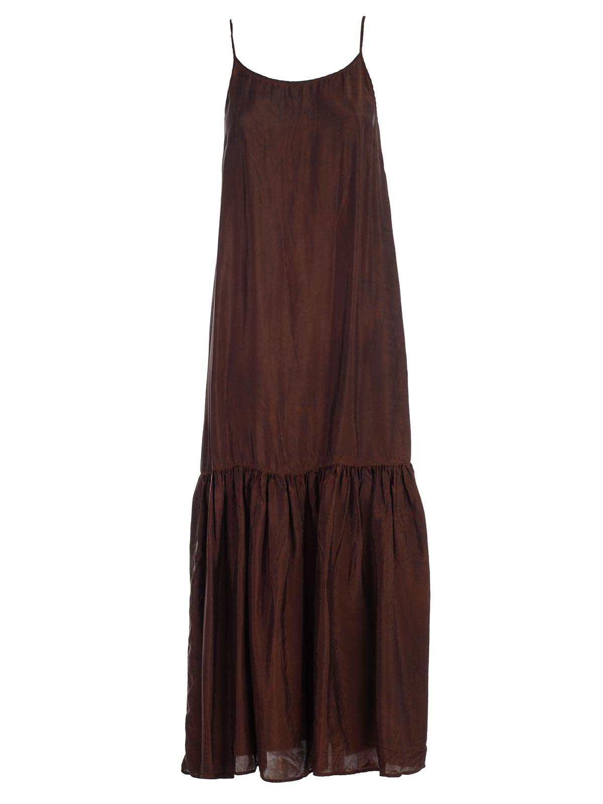 Uma Wang Tiered Slip Dress