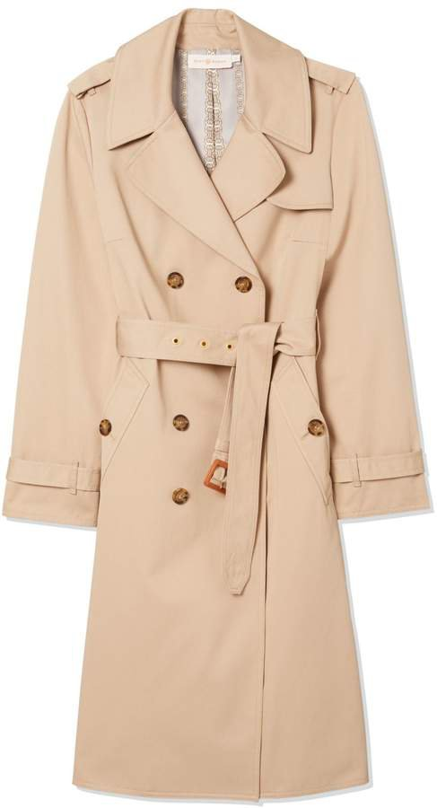 Gemini Link-Lined Trench Coat
