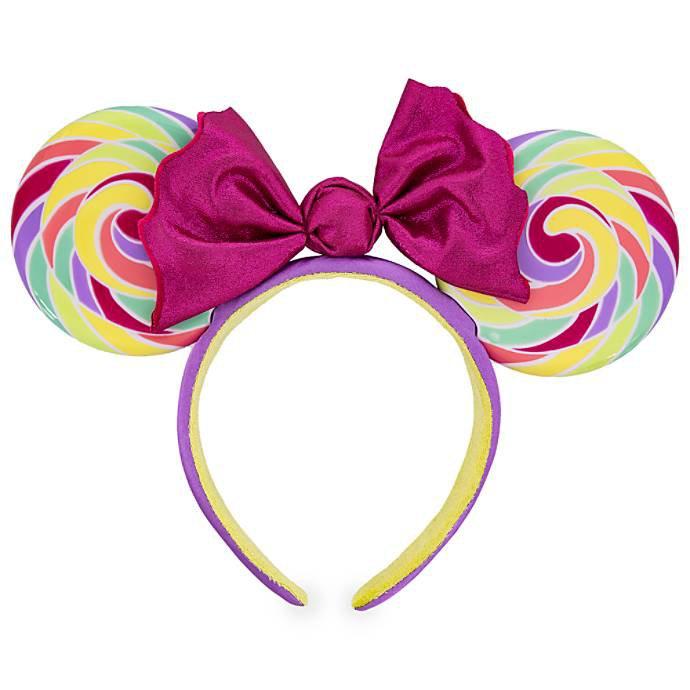Lollipop Ear Headband