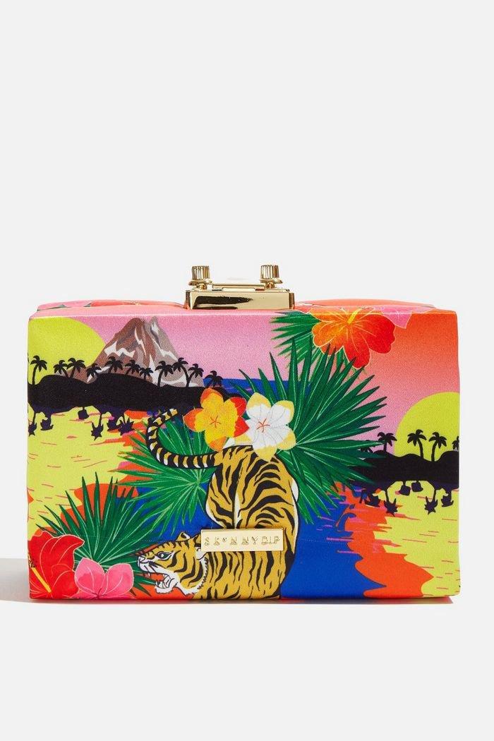 **Mardi Hawaiian Clutch Bag by Skinnydip | Topshop