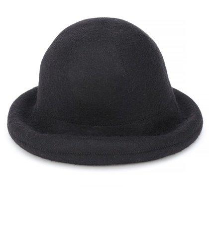 Wool-blend hat