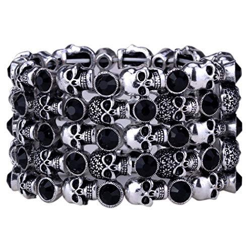Goth Bracelet: Amazon.com