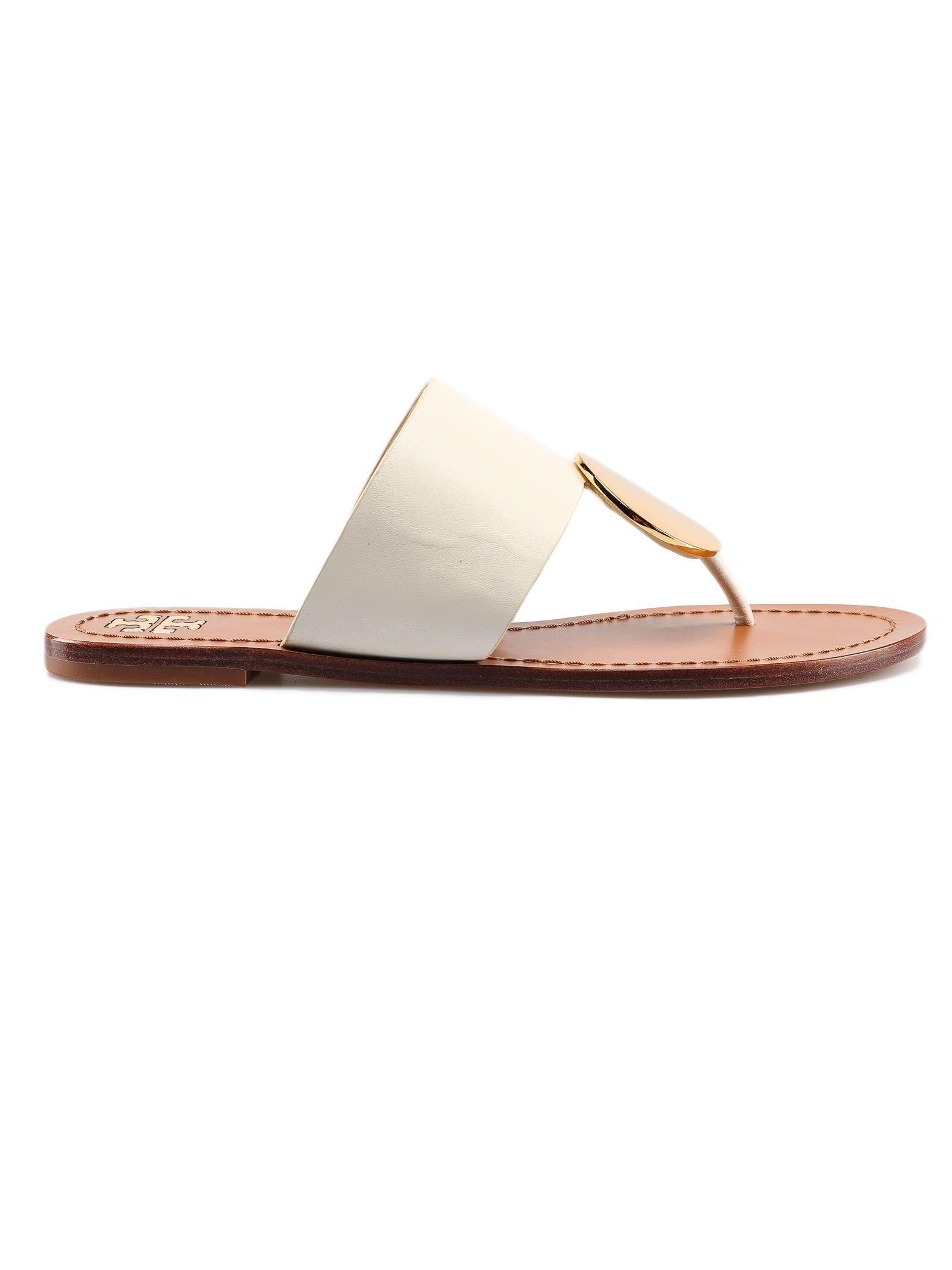 Tory Burch Disc Thong Sandals