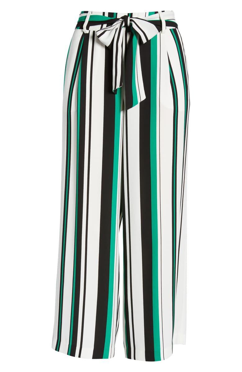 Halogen® Wide Leg Crop Pants (Regular & Petite)   Nordstrom